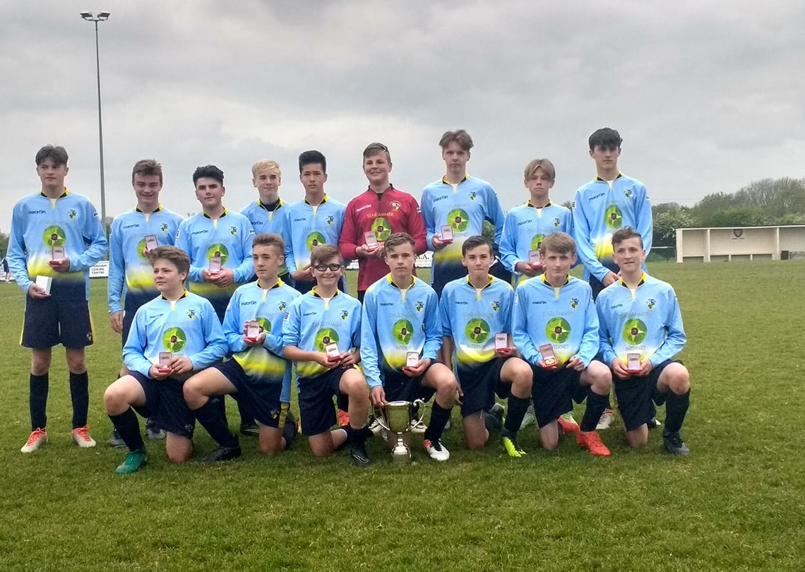 Meet The Hawks – The Havant and Waterlooville FC Under 15 Squad